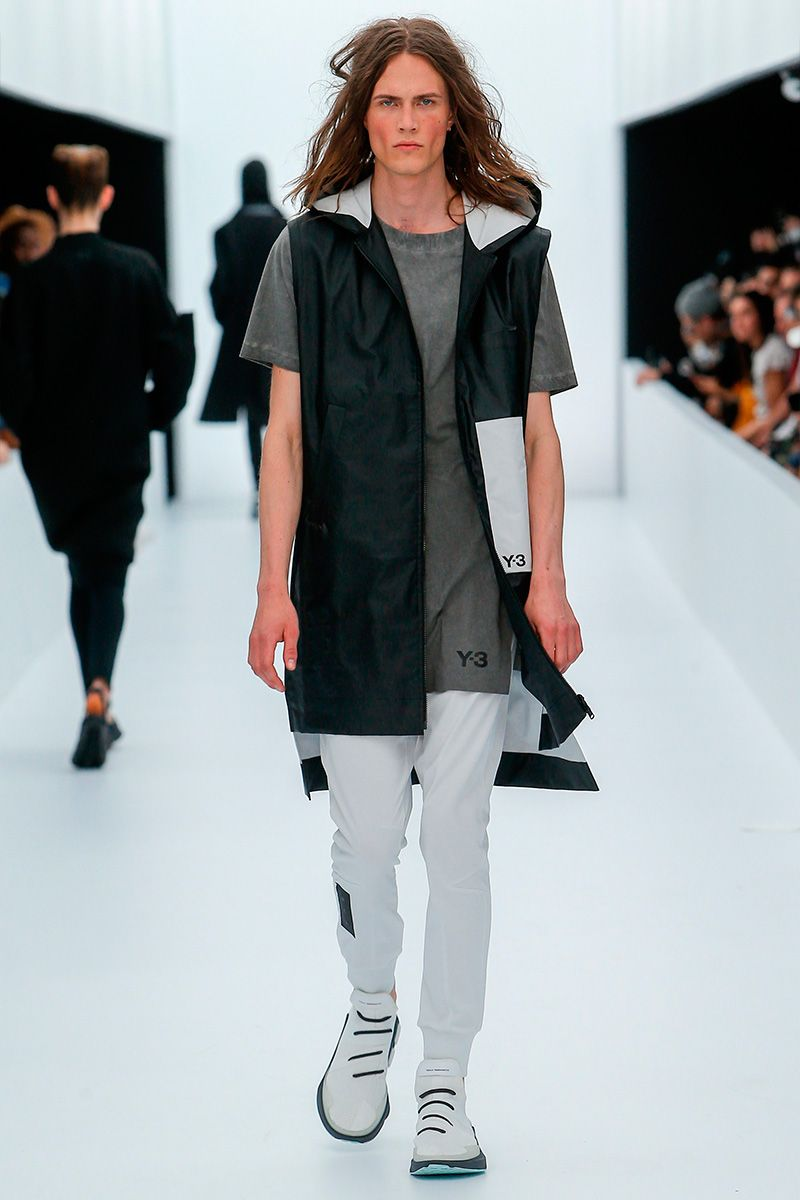 17ea9cb9e Y-3 Spring Summer 2017 Primavera Verano  Menswear  Trends  Tendencias  Moda  Hombre - F.Y!