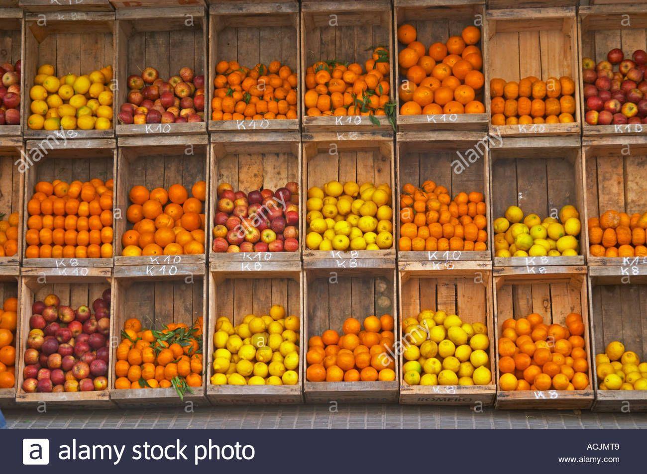 Afbeeldingsresultaat Voor Etalage Fruits Et Legumes Montevideo Fruit Uruguay