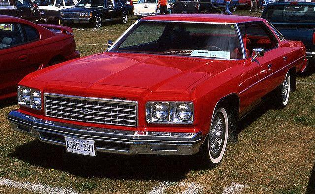 1976 Chevrolet Impala Sedan In Bright Carmine Red I D Lower This In A Heart Beat Chevrolet Impala Chevy Impala Impala