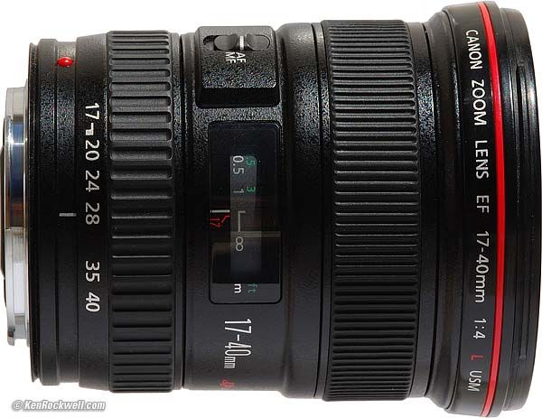 Canon 17 40mm F 4 L Review Canon Camera Photography Equipment Storage Photography Equipment