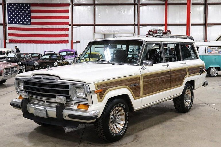 1987 Jeep Grand Wagoneer For Sale Jeep Grand Sports Cars Luxury