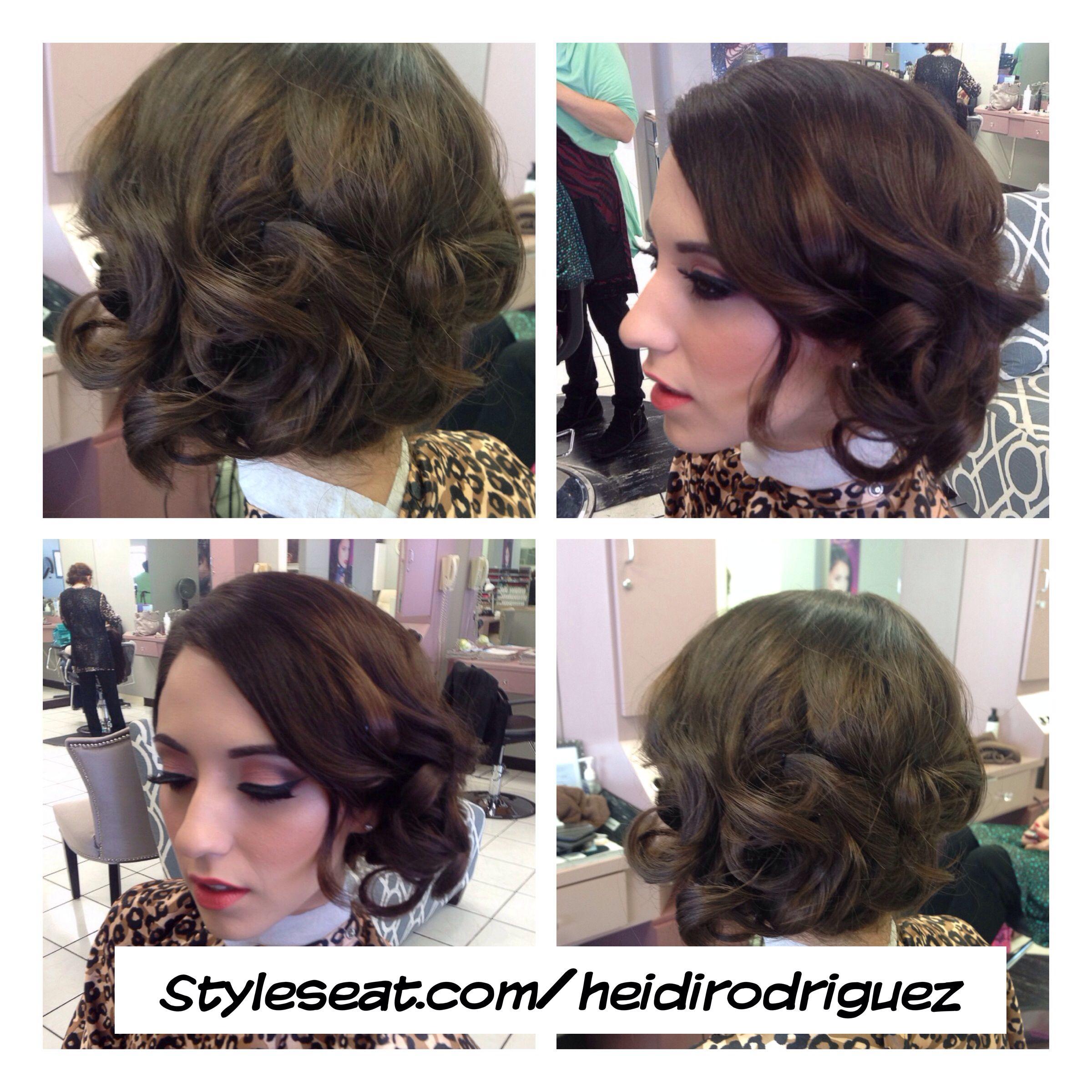 Hair By Heidi Rodriguez At Split Ends Salon Bakersfield Ca Hair