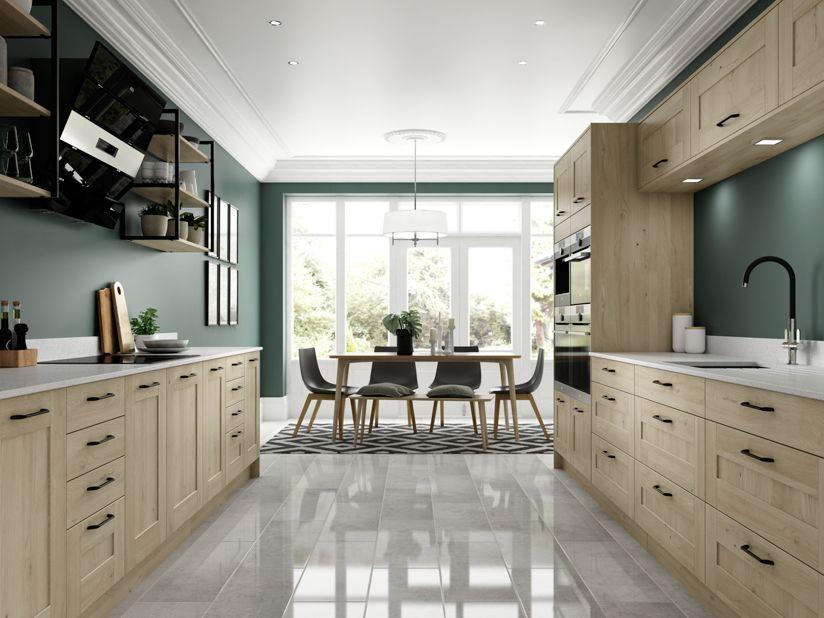 Кухонный салон Wickes.co.uk Traditional kitchen
