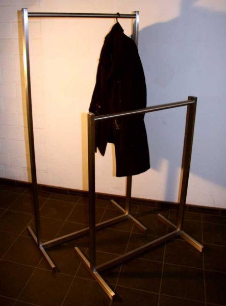 Kleiderständer Edelstahl Design kleiderständer aus edelstahl oder verzundertem stahl wardrobes of