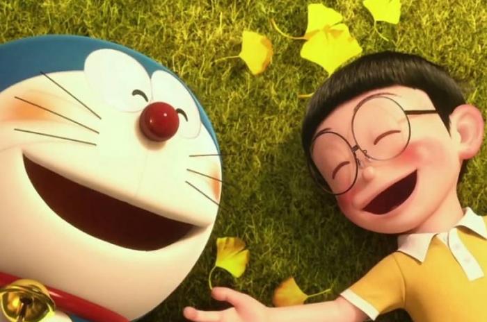 Check it out! di 2020 Kartun, Doraemon, Gambar