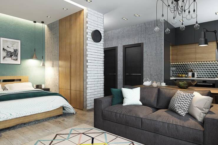 Kleine wohnung diese einrichtungsideen solltest du kennen innen inspiration pinterest - Dekotipps schlafzimmer ...