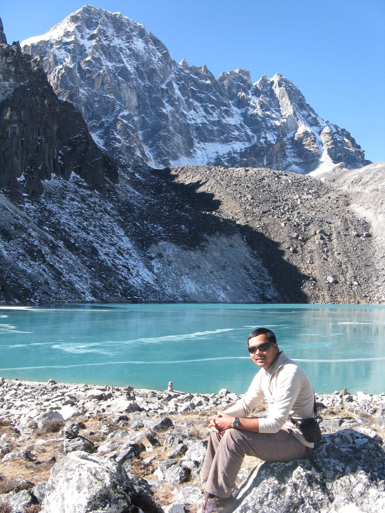 Gokyo Lake Is Most Beautiful Lake In Everest Region