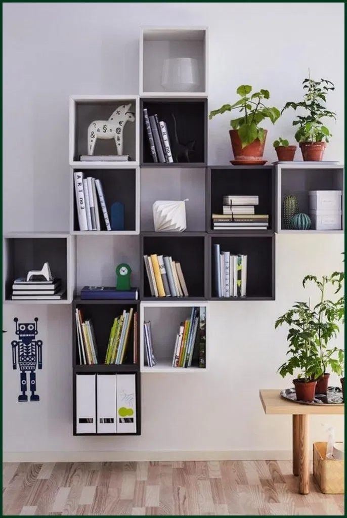 Design Your Room Online Ikea: 25 Bookshelf Ideas For Every Room, Style And Budget That