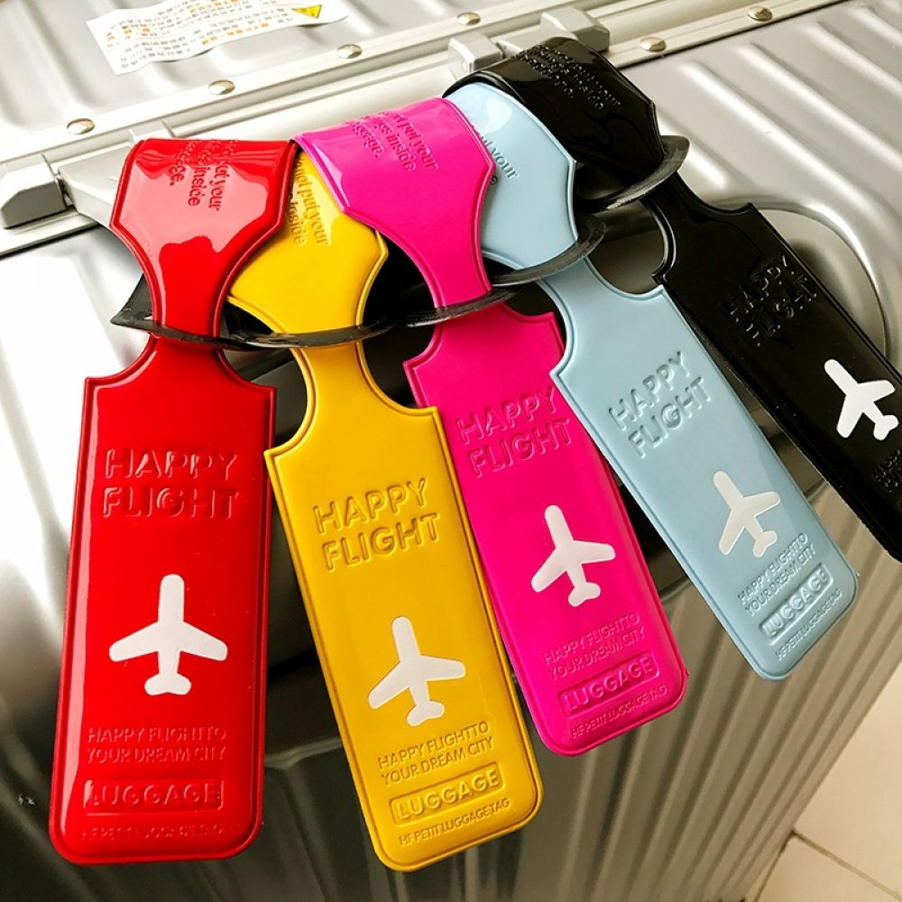 2 Pack Luggage Tags Love Hearts Cruise Luggage Tag For Suitcase Bag Accessories