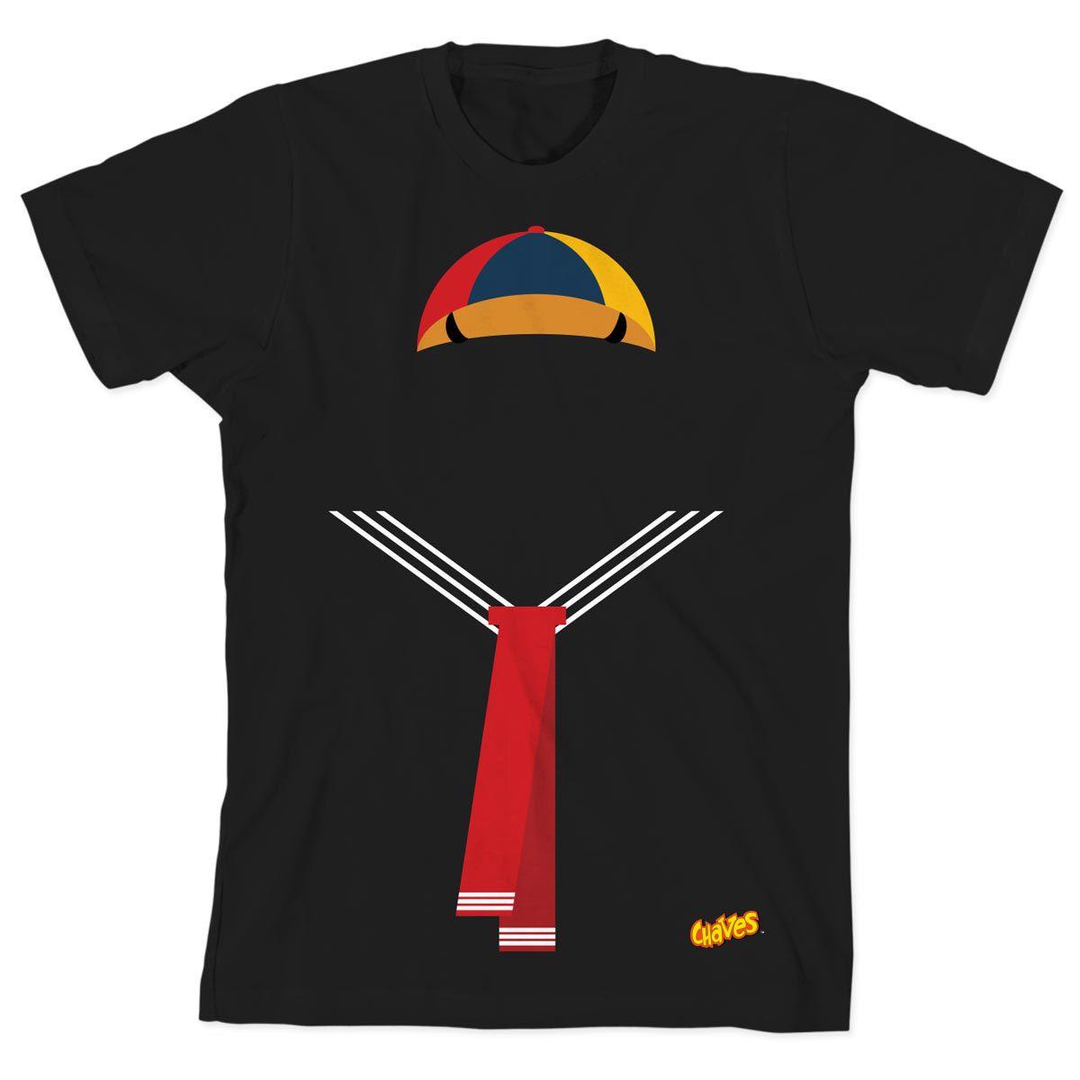 Camiseta Chaves - Roupa do Quico
