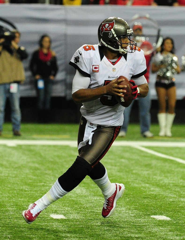 Josh Freeman Photos Photos Tampa Bay Buccaneers V Atlanta Falcons Tampa Bay Buccaneers Buccaneers Tampa