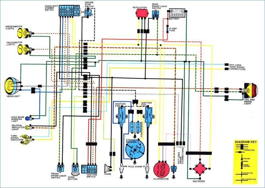 afbeeldingsresultaat voor cx500 cafe racer wiring diagram wiring rh pinterest com