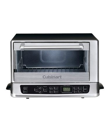 Love This Black Stainless Steel Exact Heat Toaster Oven Broiler By Cuisinart On Zulily Zulil Toaster Oven Reviews Cuisinart Toaster Oven Cuisinart Toaster