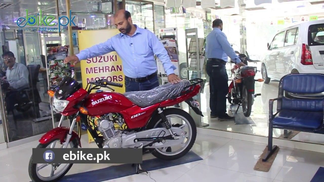 suzuki gd 110s review 2017 price in pakistan top speed & new model