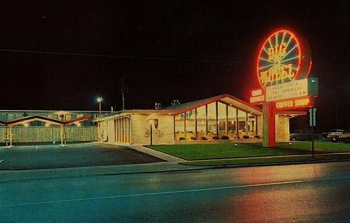 Big Wheel Restaurant Muncie Indiana 1970s Once Upon A Time In