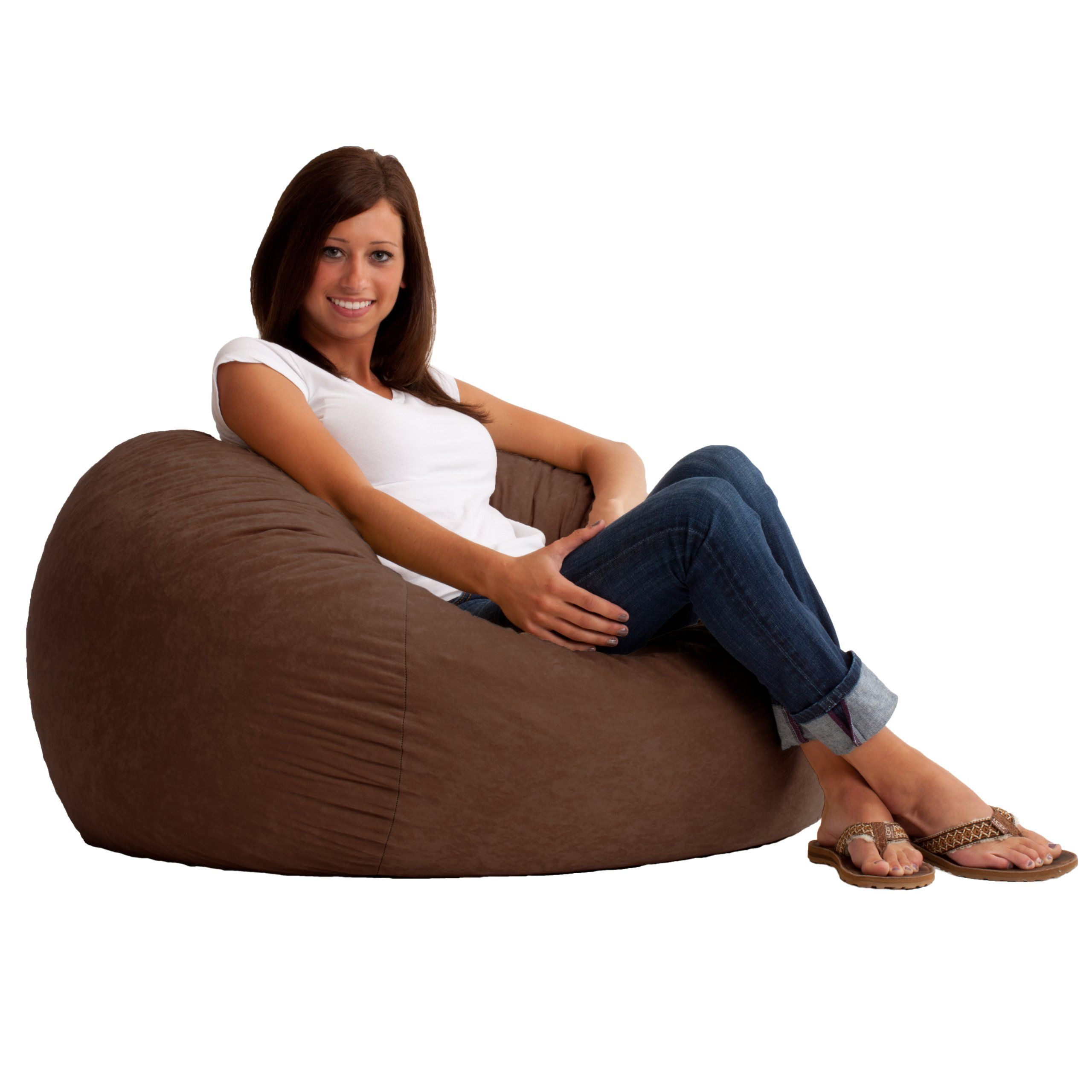 Awe Inspiring Amazon Com Comfort Research 3 Foot Fuf In Comfort Suede Cjindustries Chair Design For Home Cjindustriesco