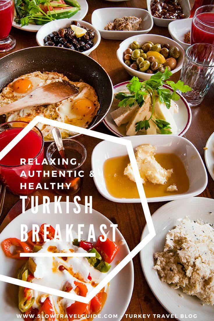 Turkish breakfast: Relaxing, authentic & healthy!