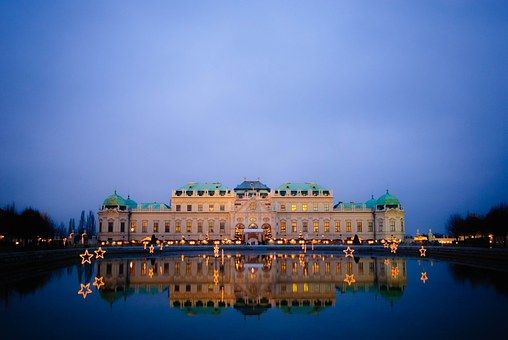 Emperors of Vienna! Visit the Vienna's Schönbrunn Palace (beautiful fountain) holding the name from the spring beside. It's water is so fresh that Emperors had made an arrangements to deliver at their table.Visit amazing Austria with #intiamatkat !!