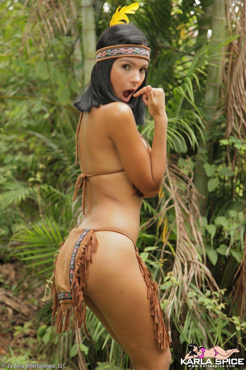 american native Karla spice
