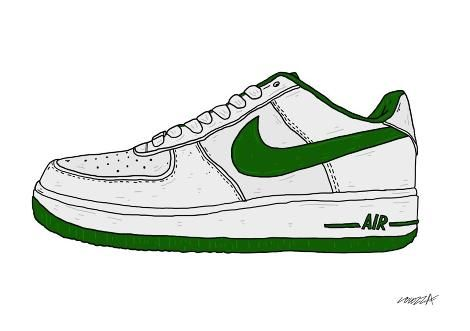 Imprimer Qtcsdxhr A Xiupkwzto De Chaussure Nike Dessin 3JcuK5TFl1