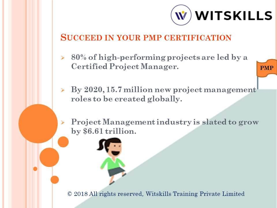 Project Management Professional Pmp Is The Most Globally