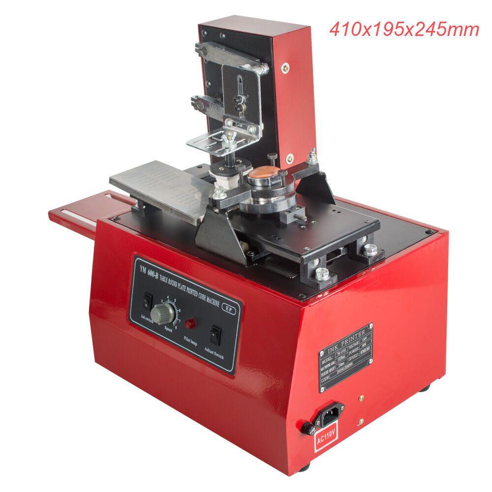 PRO Electric Pad Printer Printing Machine Pad Printing T