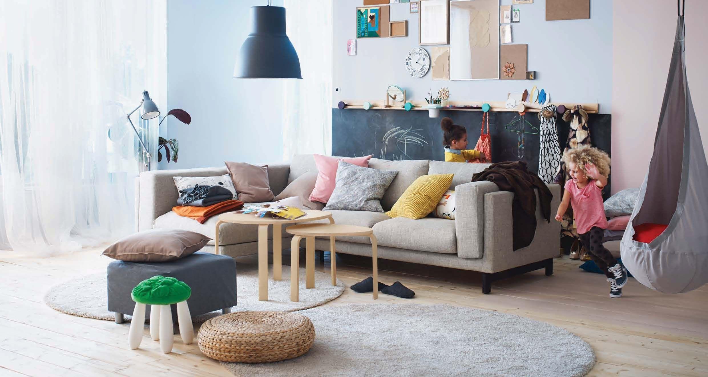 Artsy Living Room Ikea Interior Design Ideas Ikea Living Room