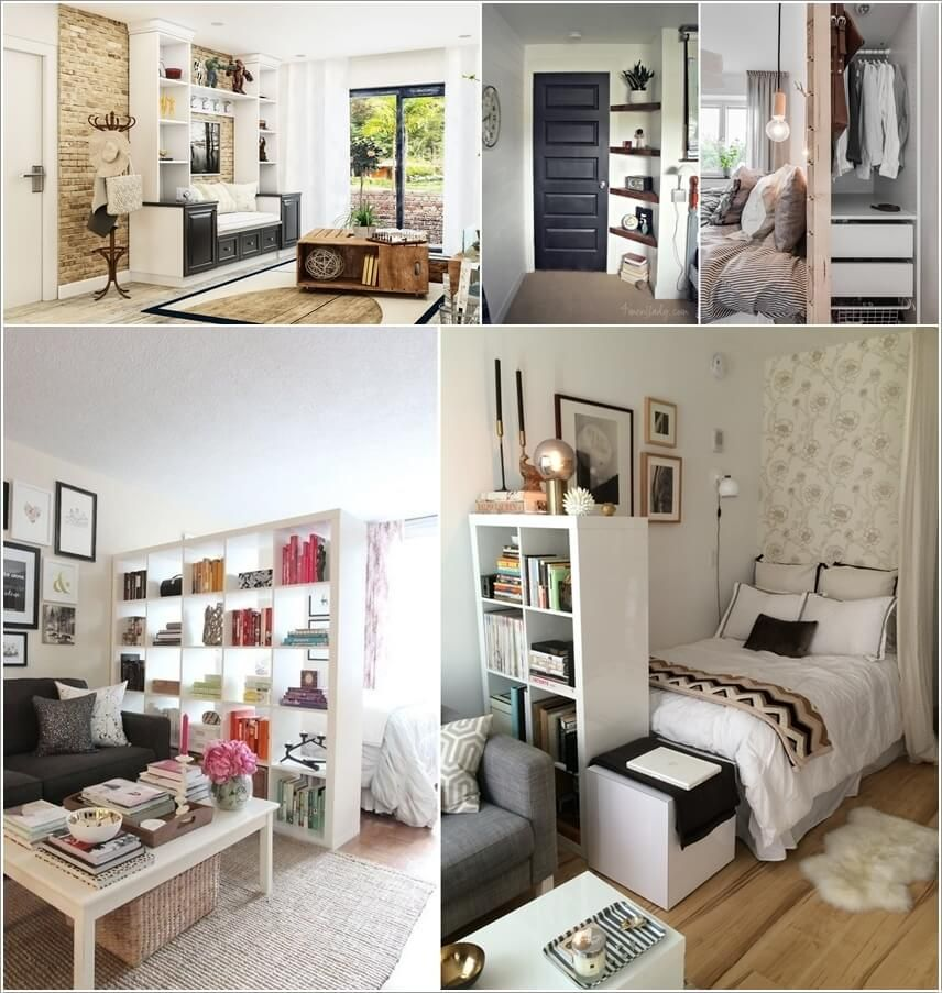 Clever Storage Ideas For A Small Apartment Apartment Storage