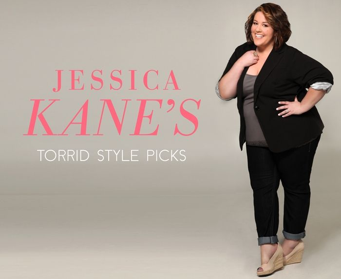 Blogger Jessica Kane's Torrid Style Picks.  Learn more about @Jessica Kane SKORCH MAG: http://youtu.be/feUhV9Qpmm0