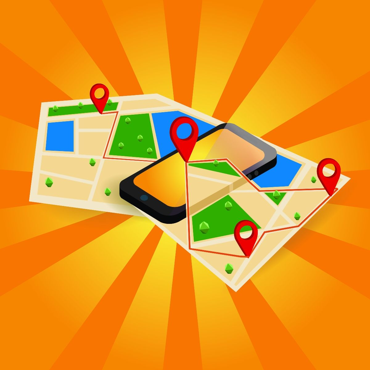 Geofencing MobileApps are driving customers to