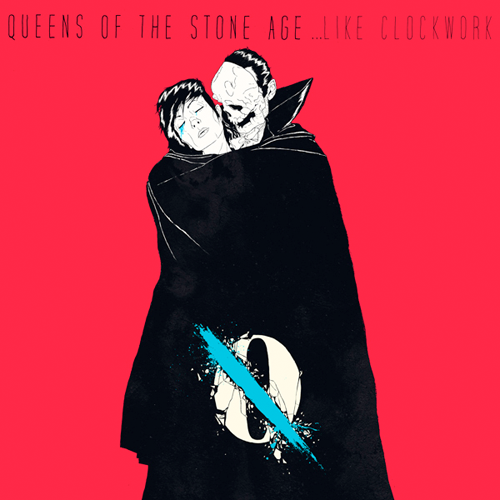 ...Like Clockwork by Queens of the Stone Age. A breath of ...