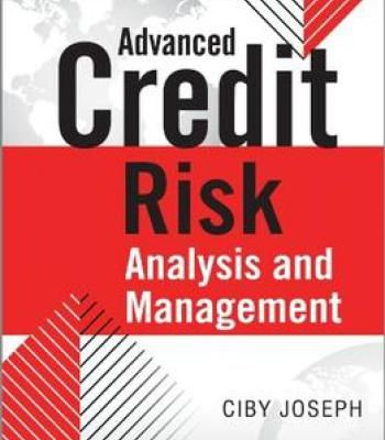 Advanced Credit Risk Analysis And Management Pdf  Risk Management