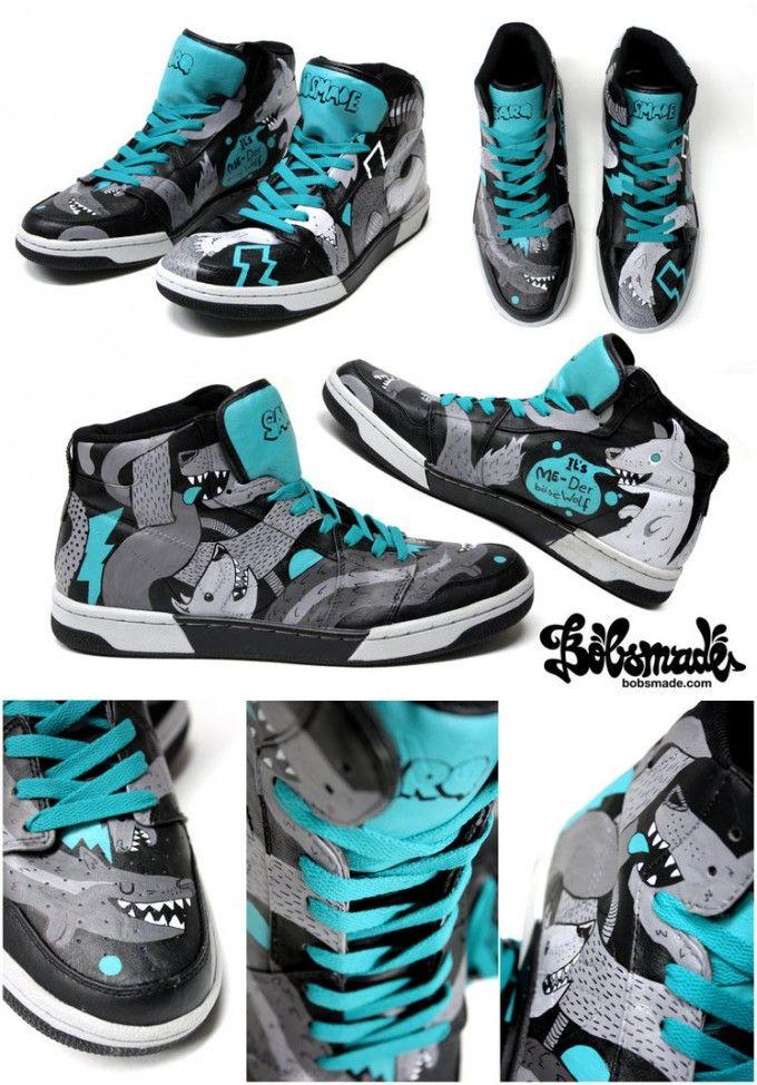 Custom Shoe Design Inspirations