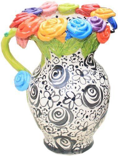 Ac106fe080aaa88dab90efa3b97ed8c6 Ceramic Painting Ceramic Vaseg