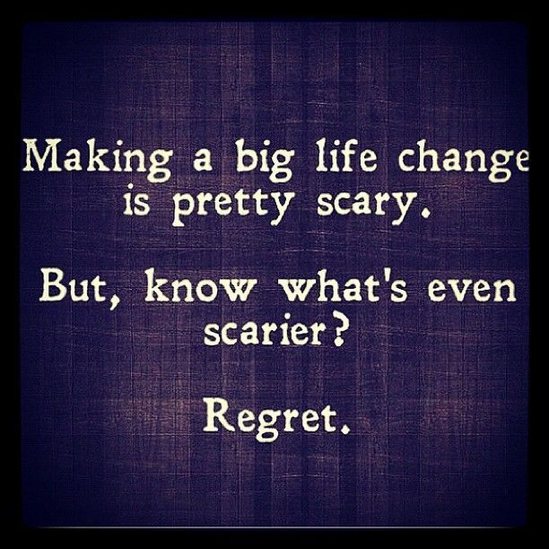 No regrets! Take the risk. #quotes