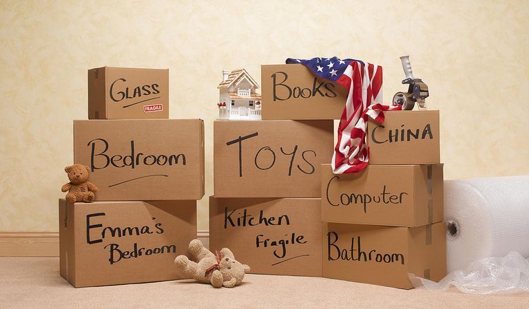 12 Places to Find Free Moving Boxes for Your Next Move Free moving