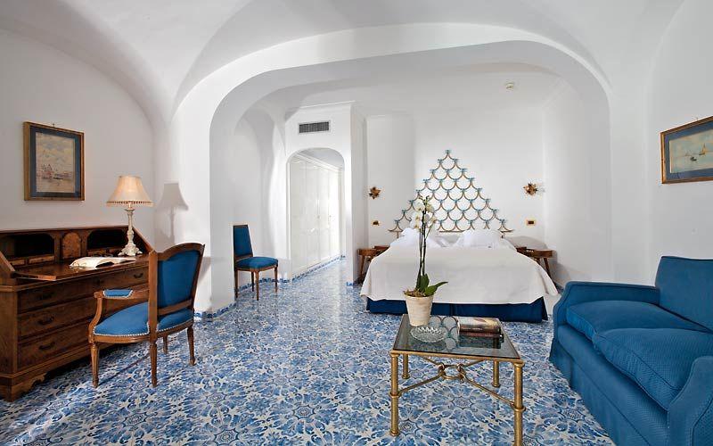 La Scalinatella Hotel Scalinatella - Suite