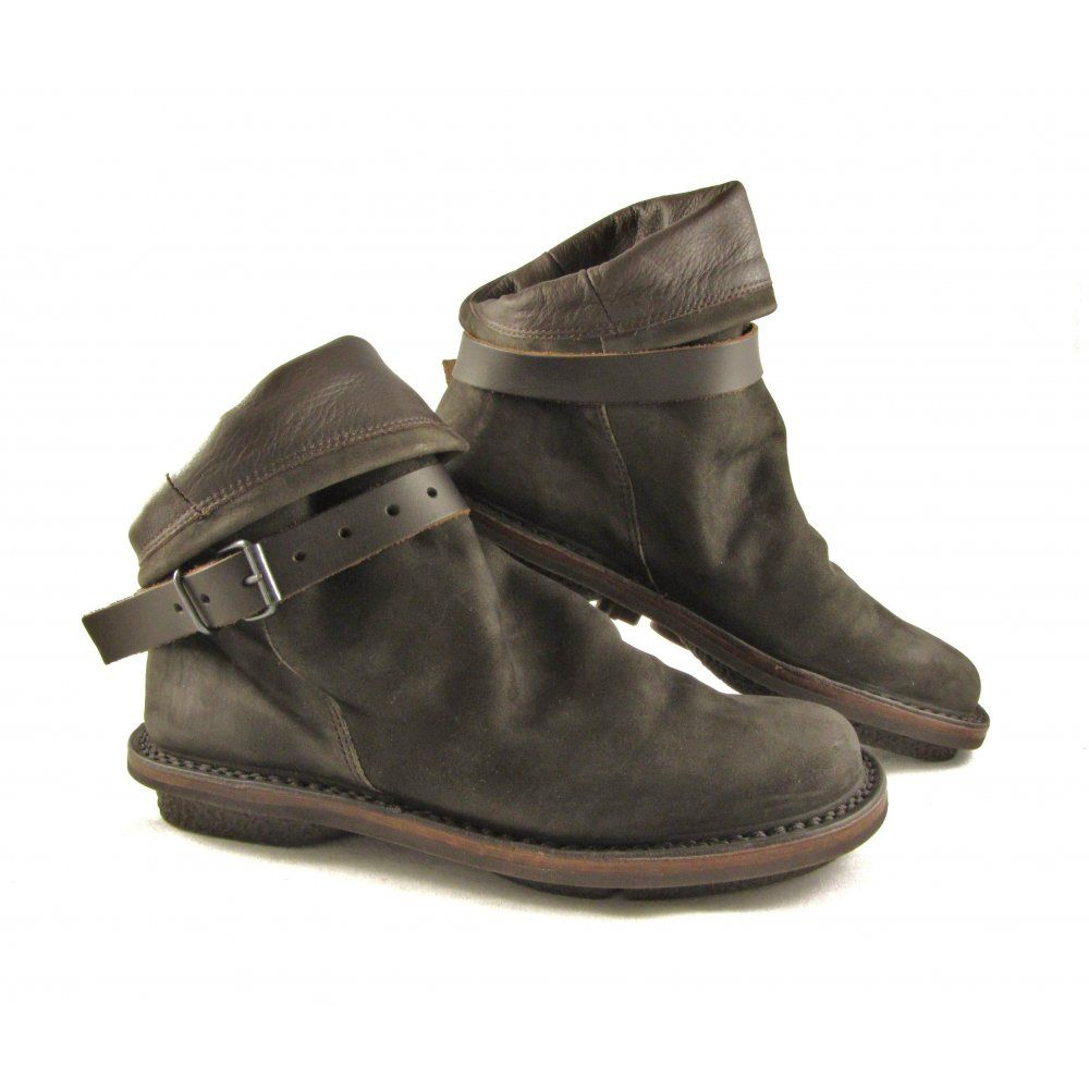 trippen bomb slouchy ankle boot stylin ankle boots