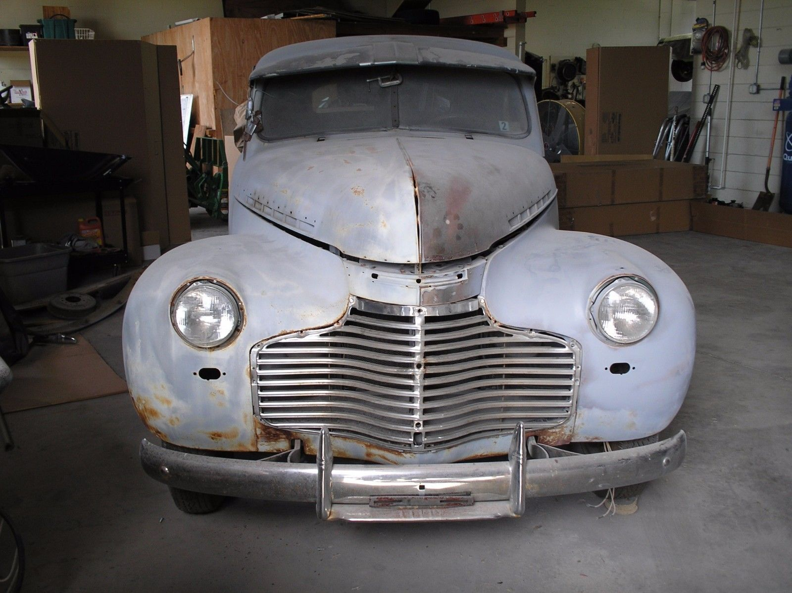 Ebay 1941 chevrolet business man coupe stock 1941 chevrolet business man s coupe project car