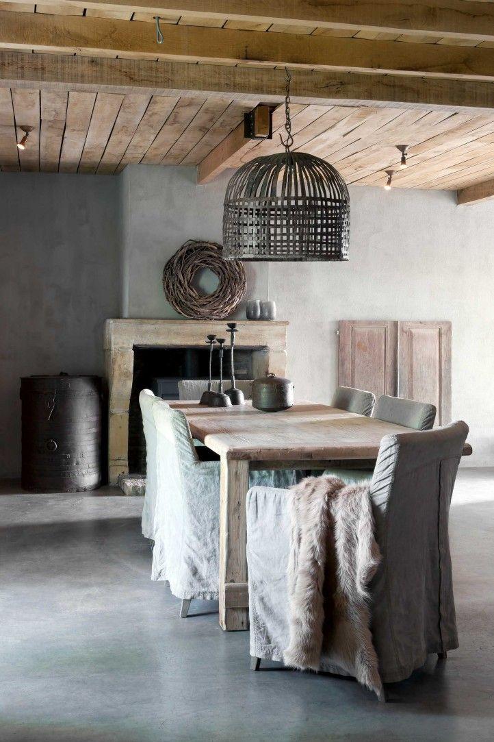 Contemporary Raw Interior Inspiration Pinterest Maison Style