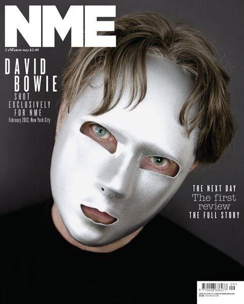 NME, mars 2013