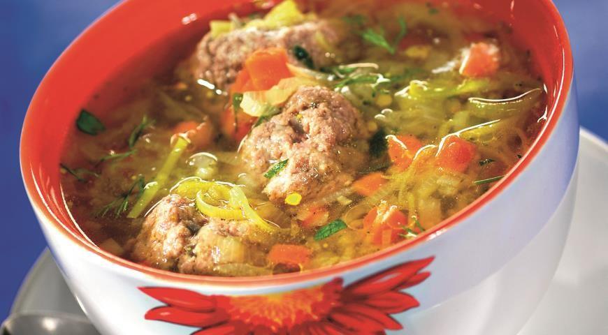 рецепты мясных супов пошагово с фото травме