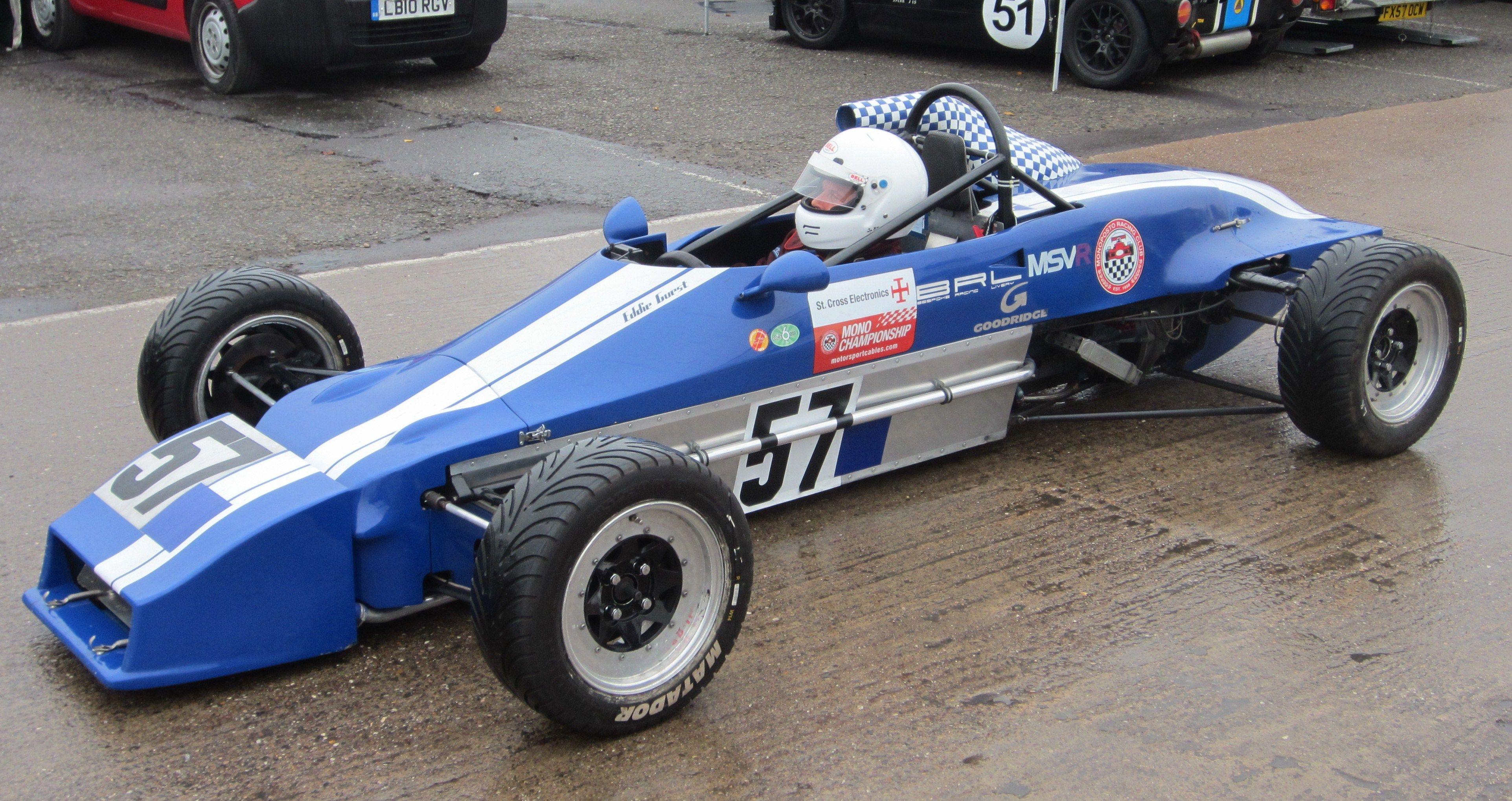 Lola T640 (1600) (DP) | Formula A\'s, B\'s, Fords, Atlantics, 440s ...