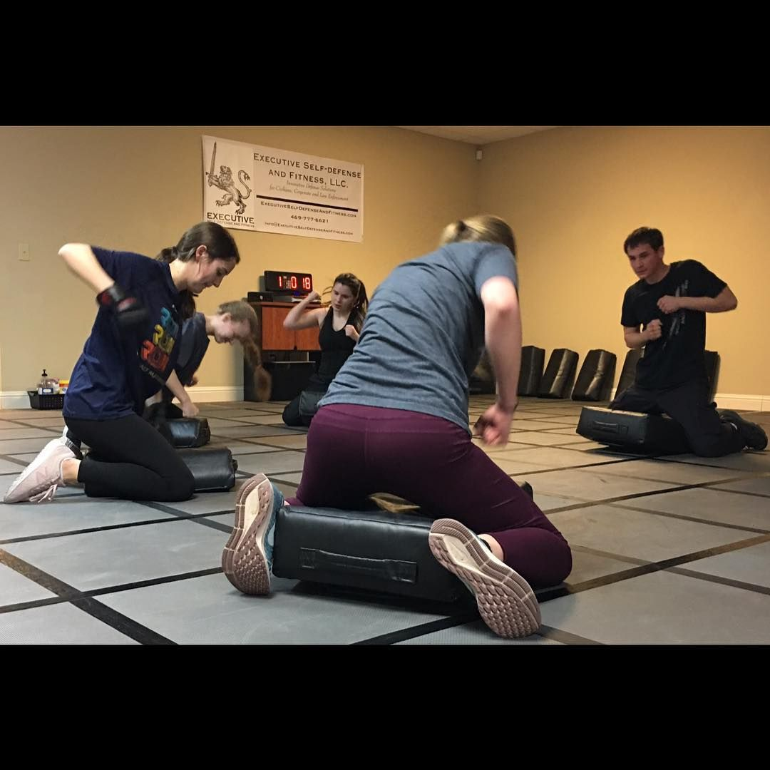 Pin On Executive Self Defense And Fitness
