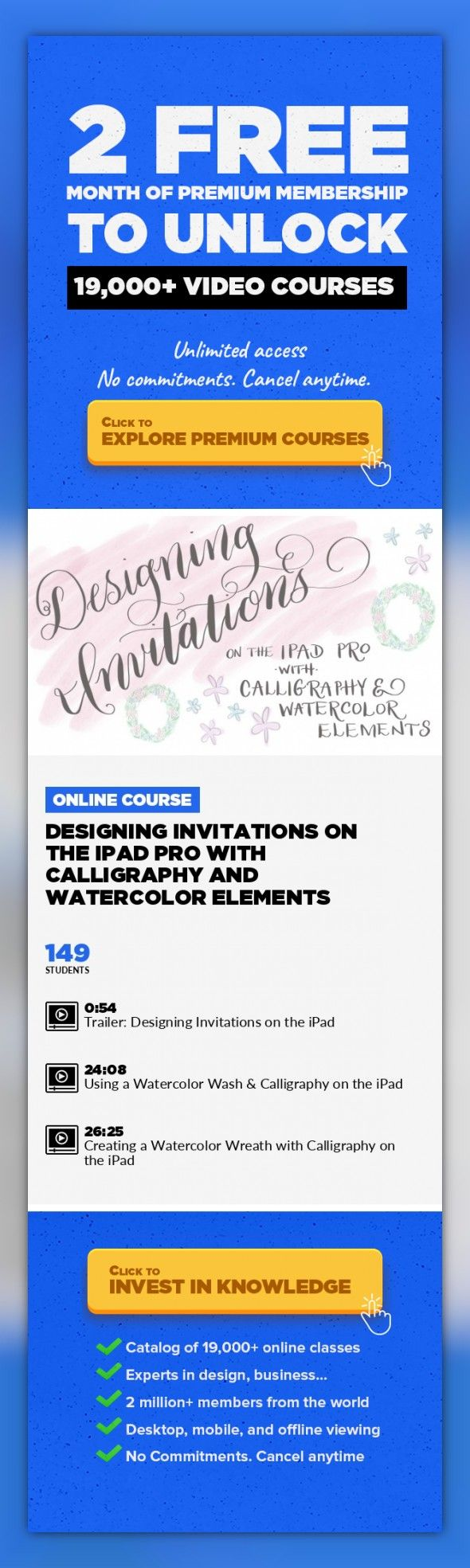designing invitations on the ipad pro with calligraphy and watercolor elements lettering watercolors hand lettering calligraphy graphic design