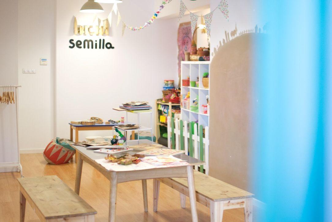 Cuando entras en Semilla y conoces un poquito el proyecto, te das cuenta de quees posible hacer las cosas de otra manera. Aprender de una...  Seguir leyendo