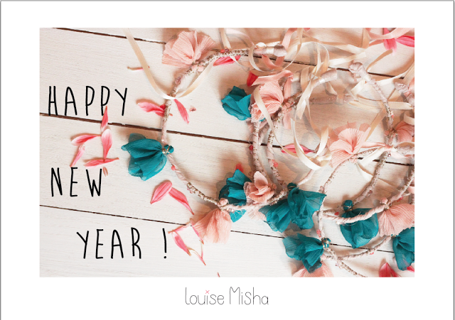 Happy New year with Louise Misha!  http://louisemisha.blogspot.fr/