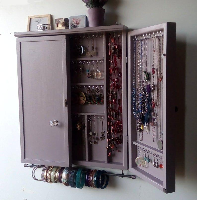 armoire a boucle d'oreille