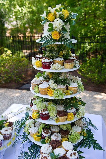Cupcake Garden WC045 Confection Perfection Atlanta GA www