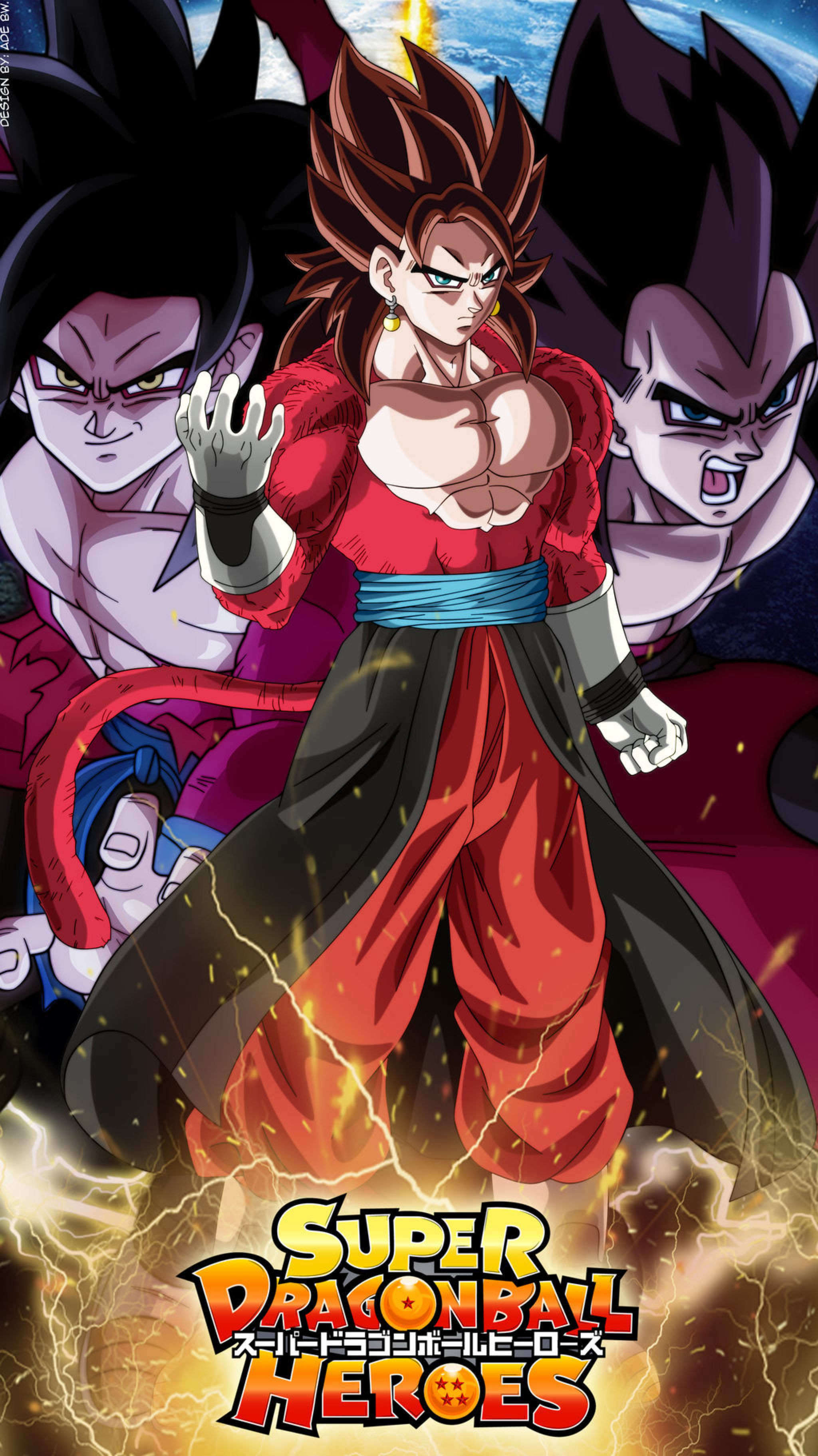 Xeno Vegito Ssj4 By Adb3388 On Deviantart Dragon Ball Super Manga Anime Dragon Ball Super Dragon Ball Art